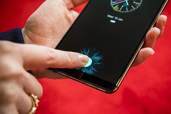 Ekrana gömülü parmak izi sensörü pazarı 2019'da 8 kat büyüdü