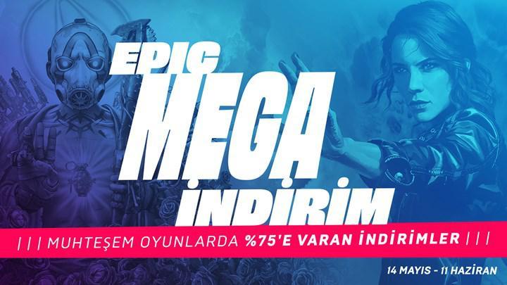 Epic Games Store'da dev indirimler başladı