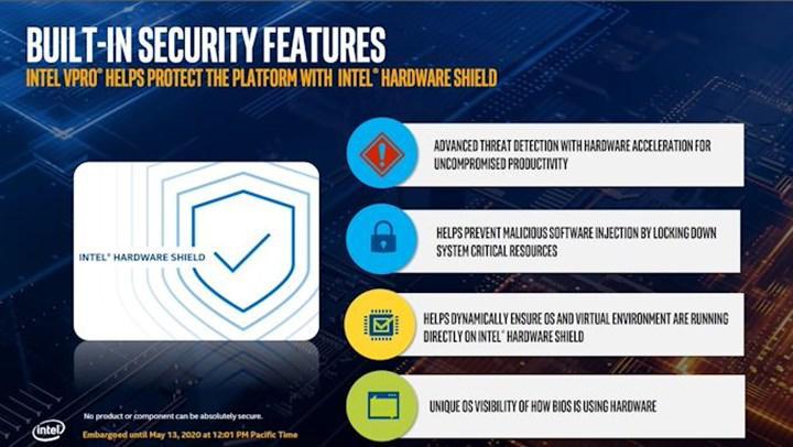 Intel yeni vPro işlemcilerini duyurdu