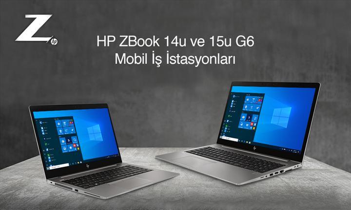 Ofis algısını binaların dışına taşıyan yeni nesil bilgisayar teknolojileri : ZBook ve ZCentral