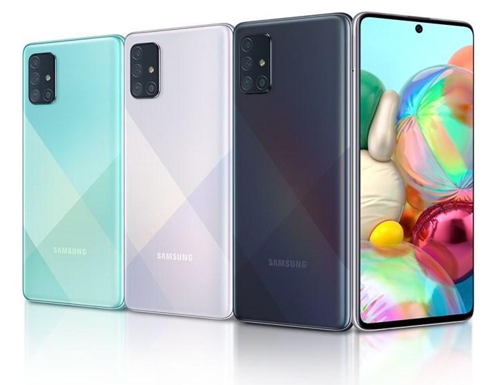 Samsung kuantum şifreleme teknolojisine sahip telefon çıkardı: Galaxy A Quantum