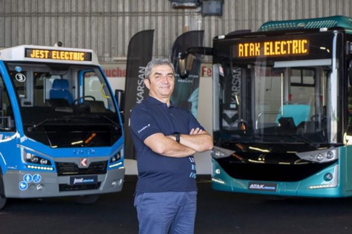 Karsan'ın otonom otobüsü, Romanya'da hizmet verecek