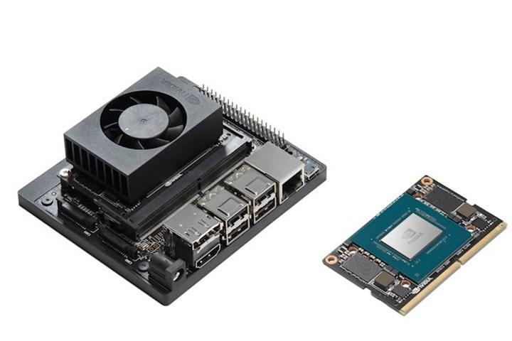 Nvidia Jetson Xavier NX geliştirici kartı satışa çıkıyor
