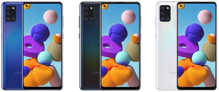 Samsung Galaxy A21s tanıtıldı: İşte özellikleri ve fiyatı