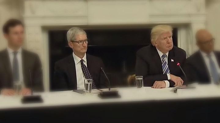 Trump, başta Apple olmak üzere yurtdışında üretim yapan şirketlere yeni vergi getiriyor
