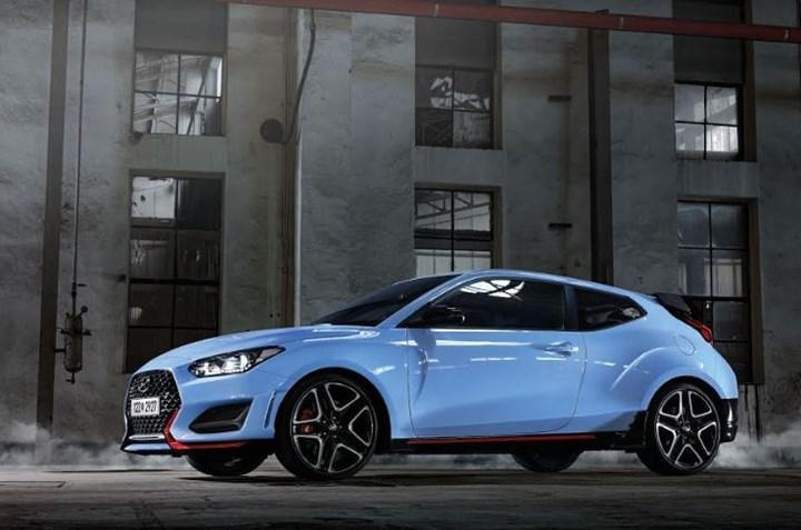 Hyundai, performans otomobilleri serisine iki yeni model ekliyor