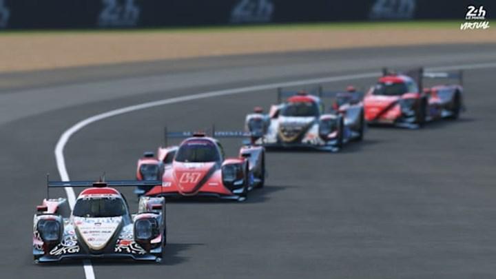 Le Mans 24 Saat yarışları sanal ortama taşındı