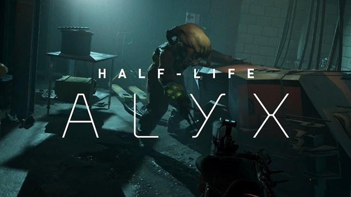 Half-Life: Alyx oyunculara bölüm düzenleme araçları sunuyor