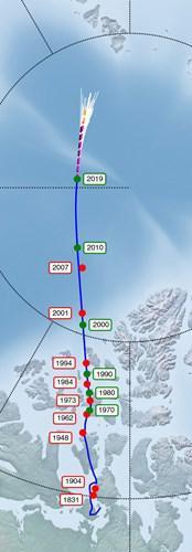 Dünya'nın Manyetik Kuzey Kutbu yer değiştiriyor: İşte sebebi