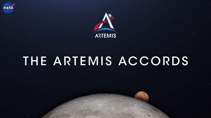 NASA, Ay'ın keşfi ile ilgili temel prensipleri anlattığı Artemis Mutabakatı'nı duyurdu