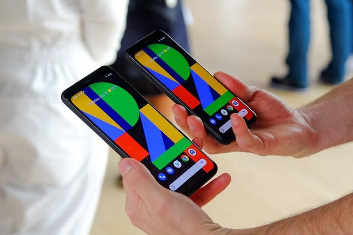 Google Pixel 5, Motion Sense özelliğine sahip olmayabilir