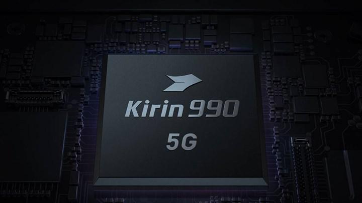 Huawei'ye bir darbe de Kirin yonga setinden gelebilir