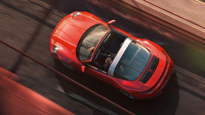 Karşınızda yeni Porsche 911 Targa 4 ve Targa 4S