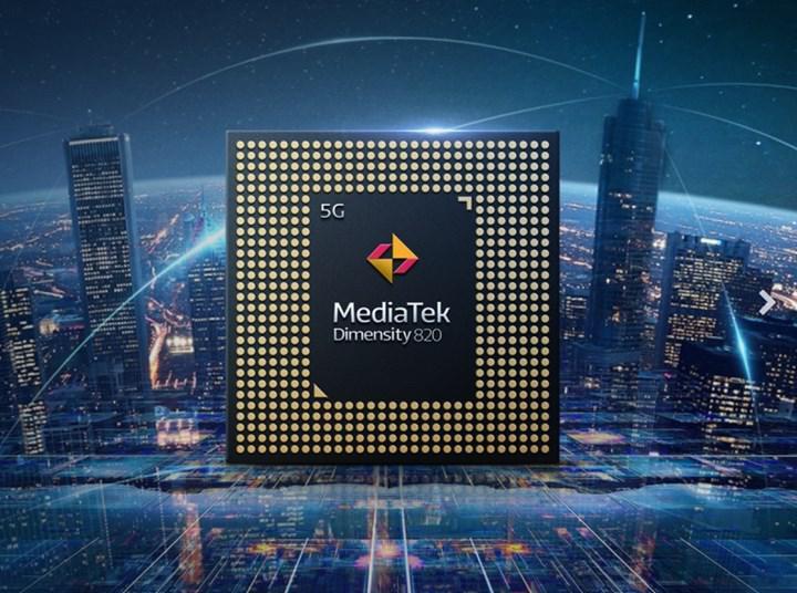 Daha uygun 5G telefonlar için MediaTek Dimensity 820 duyuruldu