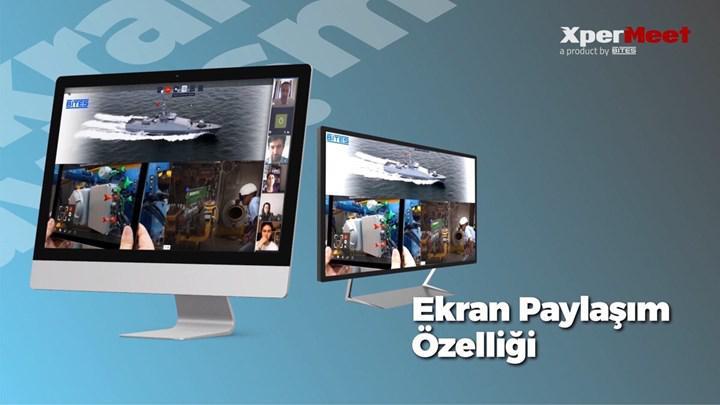 ASELSAN'ın desteğiyle geliştirilen dijital konferans uygulaması: BizBize