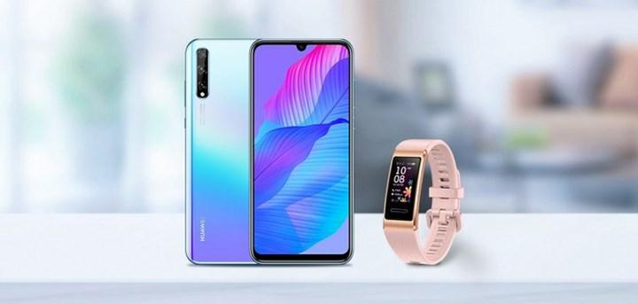 Huawei Y8p resmen duyuruldu: İşte özellikleri ve fiyatı