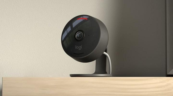 Logitech Circle View kamera gizliliğe önem veriyor