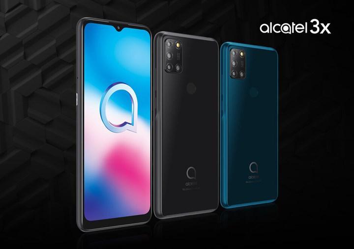 Alcatel markası iki yeni giriş seviyesi telefon tanıttı