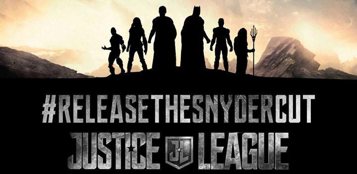 Justice League'in tam 4 saat uzunluğunda Zach Snyder versiyonu yayınlanacak