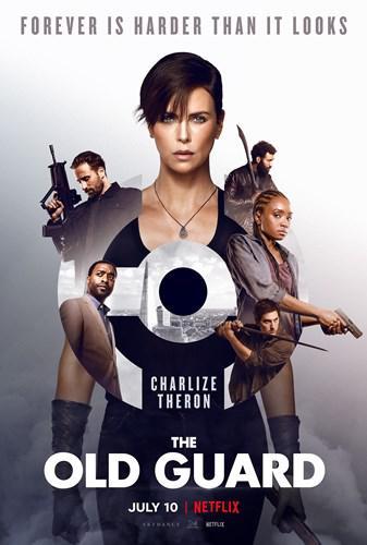Netflix'in aksiyon dolu yeni filmi The Old Guard'tan ilk fragman