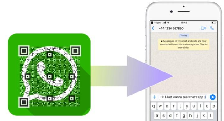WhatsApp'a QR kodla kişi ekleme özelliği geliyor