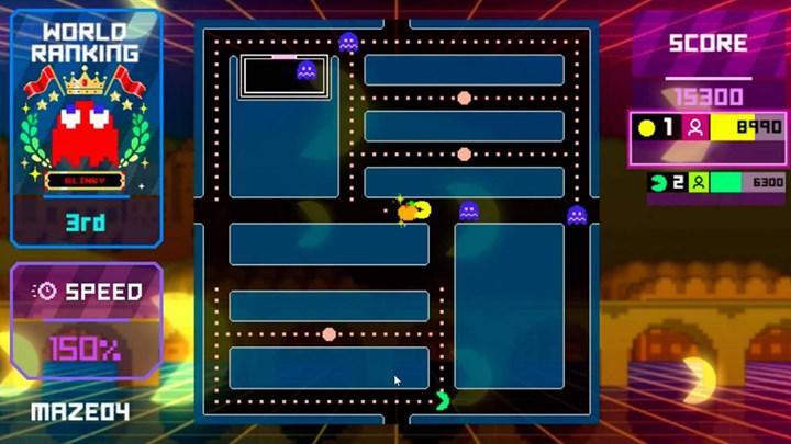 Pac-Man artık Twitch üzerinde oynanabilecek