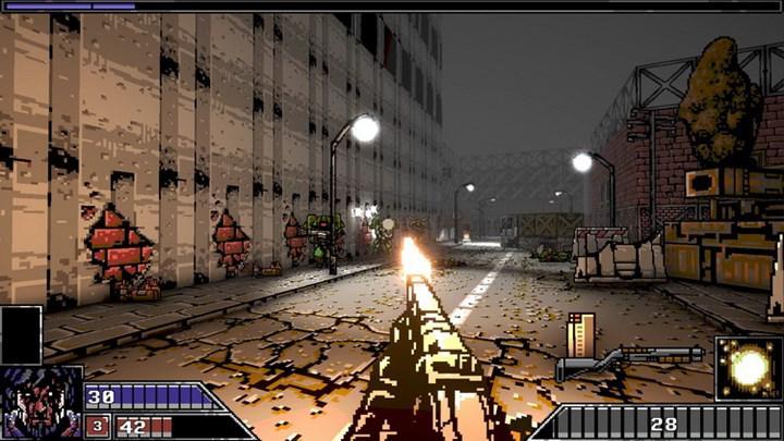 Retro tarzdaki birinci şahıs nişancı oyunu Project Warlock konsollara geliyor