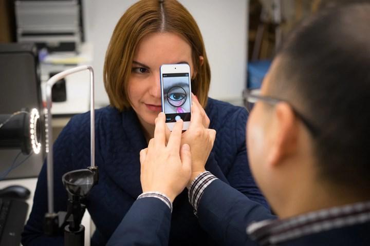 Anemi tespiti için akıllı telefon uygulaması geliştiriliyor