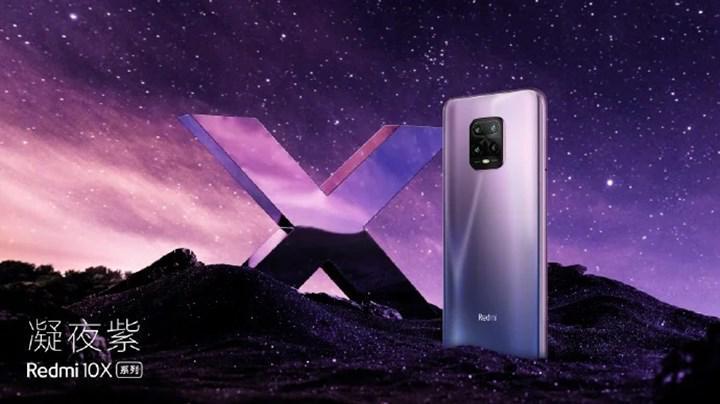 5G destekli Redmi 10X ve 10X Pro modelleri tanıtıldı
