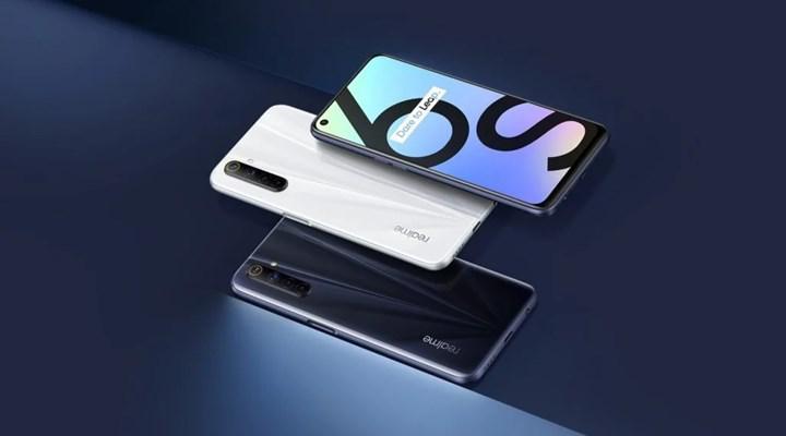 90Hz ekranlı Realme 6s tanıtıldı