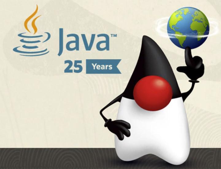 Çeyrek asırlık programlama dili: Java 25 yaşında