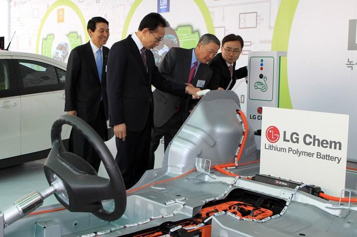 Hyundai elektrikli otomobilleri için LG'den pil tedarik edecek