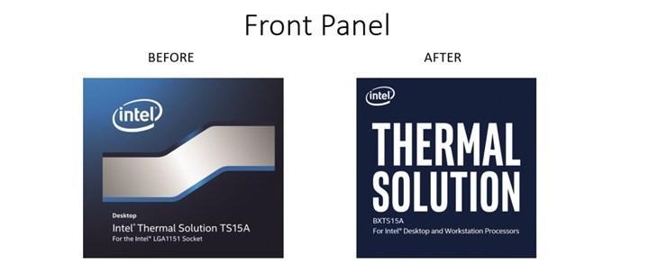 Intel'in kutulu işlemci soğutucusu LGA 1200 desteğiyle geliyor