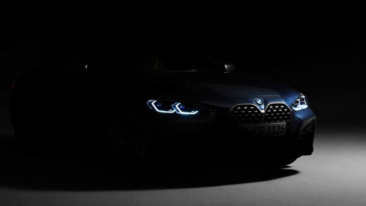 Yeni BMW 4 Serisi Coupe'den tanıtım öncesi son teaser geldi