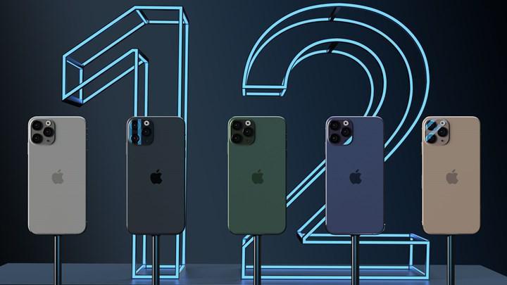 iPhone 12'nin çıkışı Kasım sonunu bulabilir