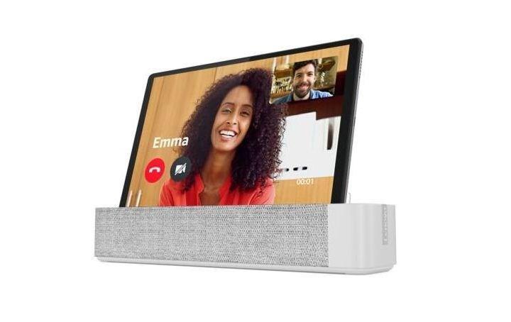 Lenovo akıllı ekran olarak kullanılabilen yeni bir tablet çıkardı