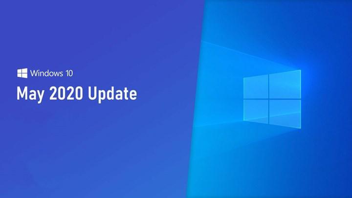 Windows 10 Mayıs 2020 Güncellemesi resmen yayınlandı: Ne gibi yenilikler getiriyor?