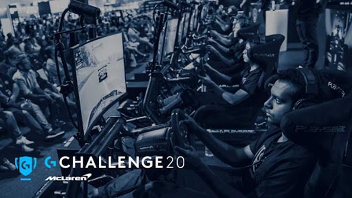 Logitech McLaren G Challenge 2020 sanal turnuvası başlıyor