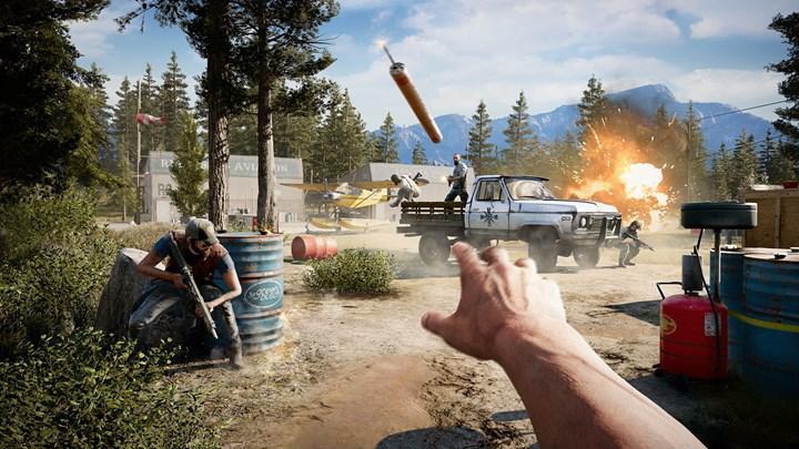 Far Cry 5'i bu hafta sonu ücretsiz deneyin