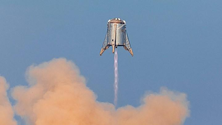 Federal Havacılık Dairesi, SpaceX'e Starship prototipini uçurma iznini resmen verdi