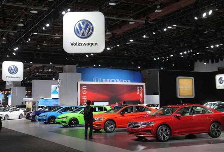 Volkswagen'den Çin'de elektrikli araçlara yönelik 2,1 milyar euro'luk yatırım
