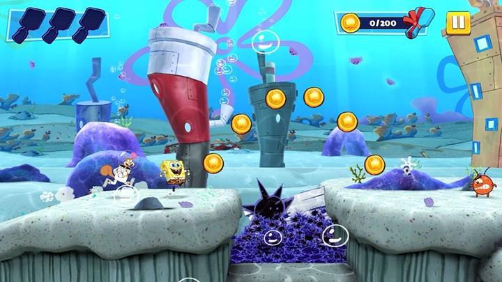 SpongeBob: Patty Pursuit sadece Apple Arcade için yayınlandı