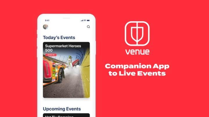 Facebook, canlı spor etkinlikleri için etkileşimli ikinci ekran uygulaması başlattı: Venue