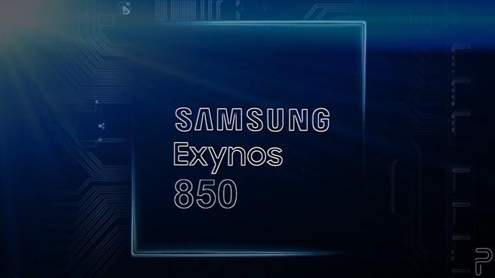 Samsung'un orta segment cihazlar için geliştirdiği Exynos 850'nin detayları resmileşti