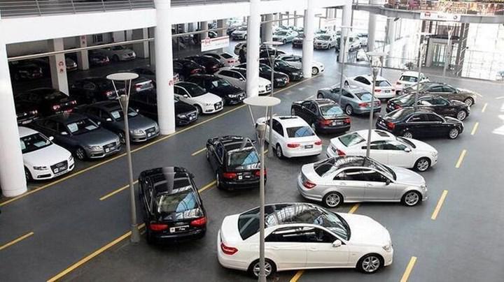İkinci el otomobil fiyatları Mayıs'ta yüzde 8 arttı