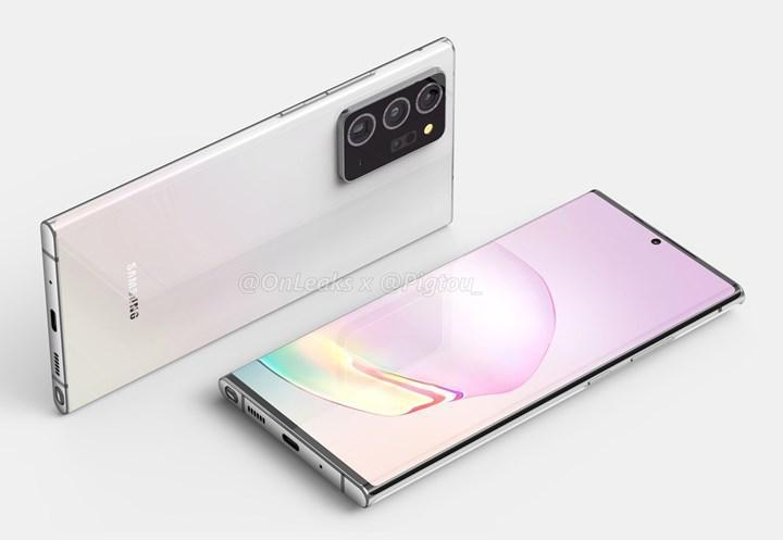 Galaxy Note 20 batarya kapasitesi ortaya çıktı