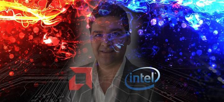 Intel yine AMD'den üst düzey bir yönetici transfer etti