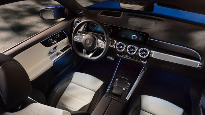 Mercedes-Benz GLB Türkiye'de: İşte fiyatı ve özellikleri