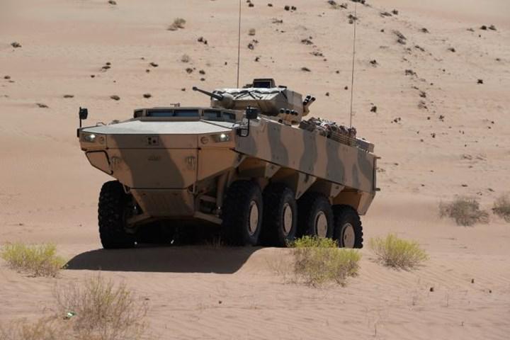 FNSS'nin zırhlı araçları 2021'de yerli motora kavuşuyor