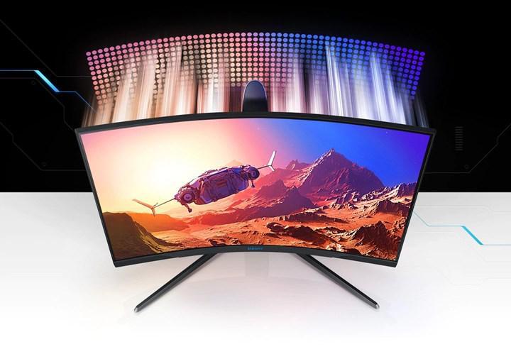 Samsung, kavisi bir adım daha öteye taşıdığı 240 Hz Odyssey G7 monitörlerini piyasaya sürdü